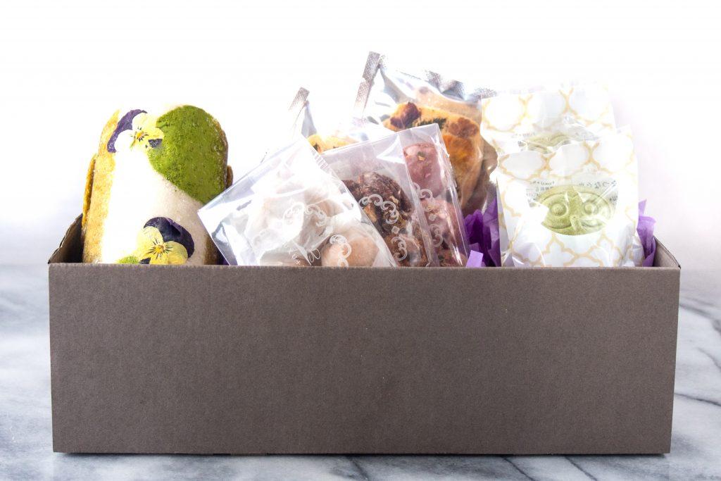 ふくれ菓子とおしゃれな焼き菓子のギフト